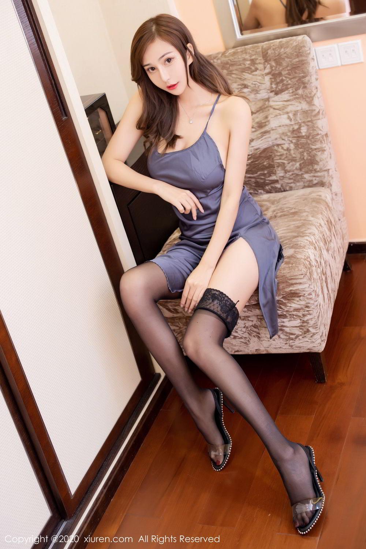 [XiuRen] Vol.2034 Lavinia Rou 1P, Lavinia Rou, Tall, Temperament, Xiuren