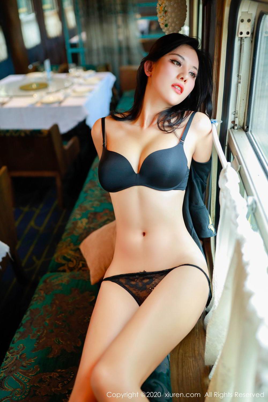 [XiuRen] Vol.2036 Jiu Shi A Zhu 88P, Black Silk, Jiu Shi A Zhu, Uniform, Xiuren