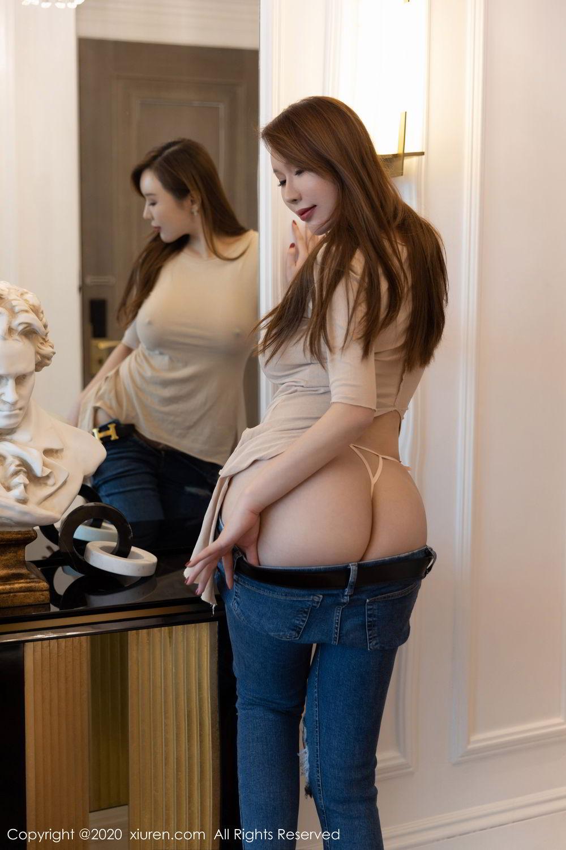 [XiuRen] Vol.2038 Egg Younisi 12P, Big Booty, Egg Younisi, Xiuren