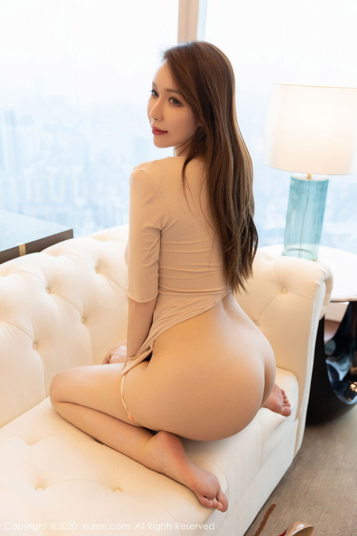 [XiuRen] Vol.2038 Egg Younisi 30P, Big Booty, Egg Younisi, Xiuren