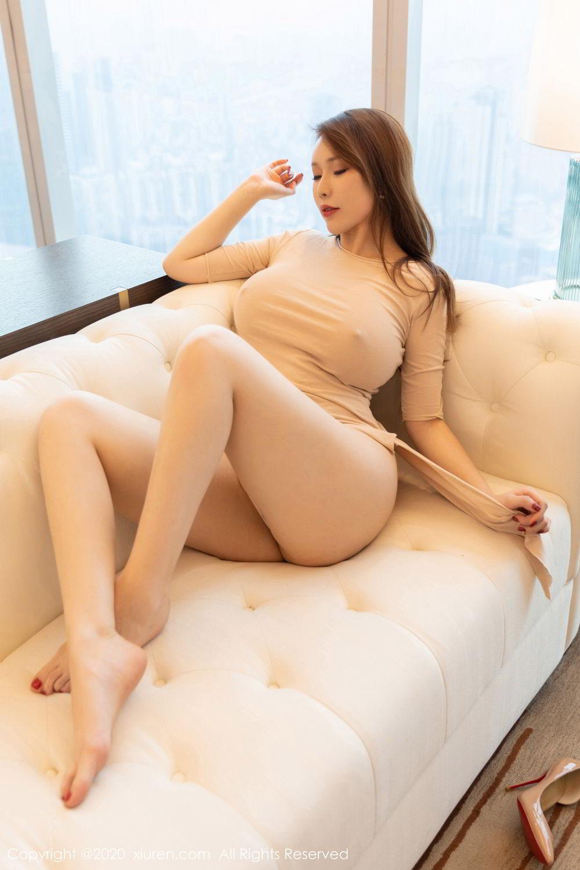 [XiuRen] Vol.2038 Egg Younisi 34P, Big Booty, Egg Younisi, Xiuren