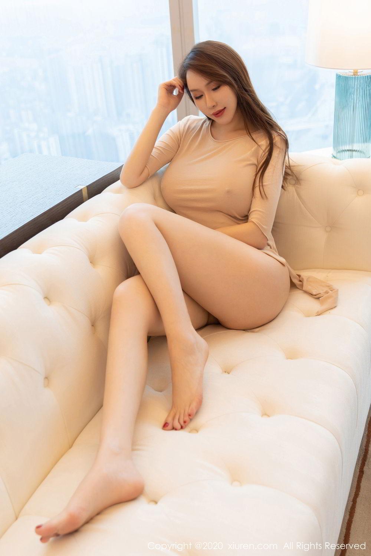 [XiuRen] Vol.2038 Egg Younisi 37P, Big Booty, Egg Younisi, Xiuren