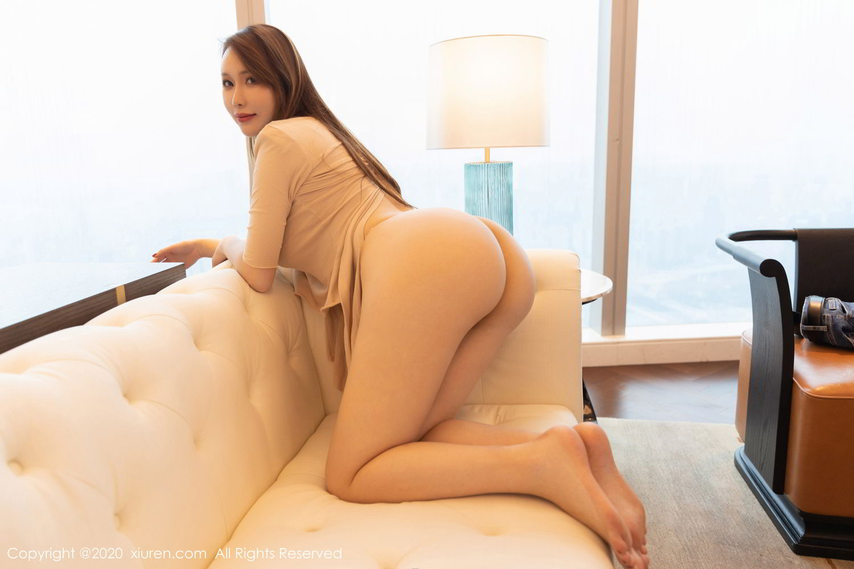 [XiuRen] Vol.2038 Egg Younisi 44P, Big Booty, Egg Younisi, Xiuren