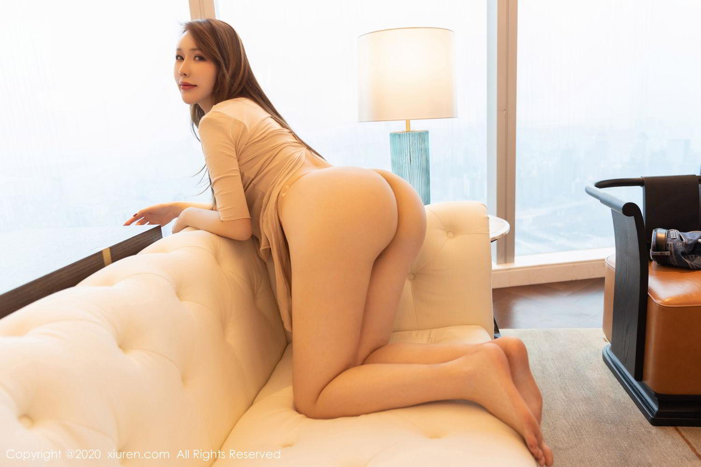 [XiuRen] Vol.2038 Egg Younisi 45P, Big Booty, Egg Younisi, Xiuren