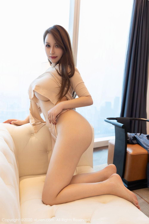 [XiuRen] Vol.2038 Egg Younisi 47P, Big Booty, Egg Younisi, Xiuren