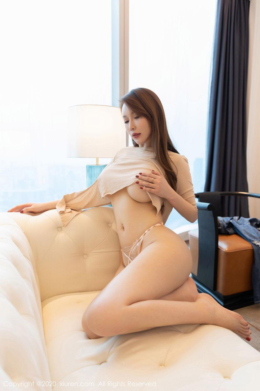 [XiuRen] Vol.2038 Egg Younisi 48P, Big Booty, Egg Younisi, Xiuren