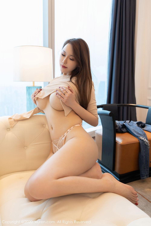 [XiuRen] Vol.2038 Egg Younisi 49P, Big Booty, Egg Younisi, Xiuren