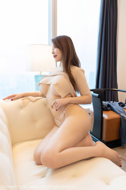 [XiuRen] Vol.2038 Egg Younisi 51P, Big Booty, Egg Younisi, Xiuren