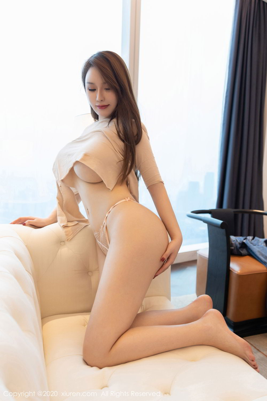 [XiuRen] Vol.2038 Egg Younisi 5P, Big Booty, Egg Younisi, Xiuren
