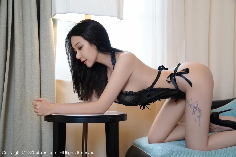 [XiuRen] Vol.2039 Guo Er Victoria 14P, Song Guo Er, Underwear, Xiuren