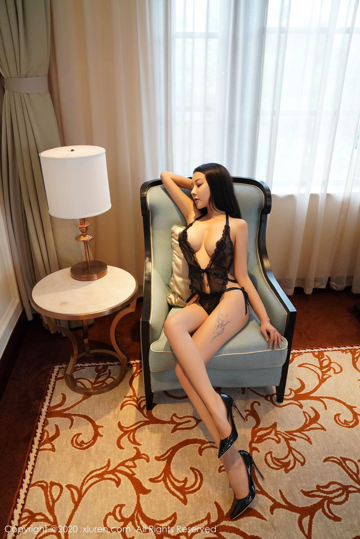 [XiuRen] Vol.2039 Guo Er Victoria 19P, Song Guo Er, Underwear, Xiuren