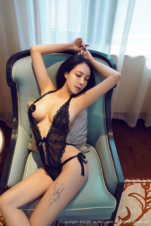 [XiuRen] Vol.2039 Guo Er Victoria 1P, Song Guo Er, Underwear, Xiuren