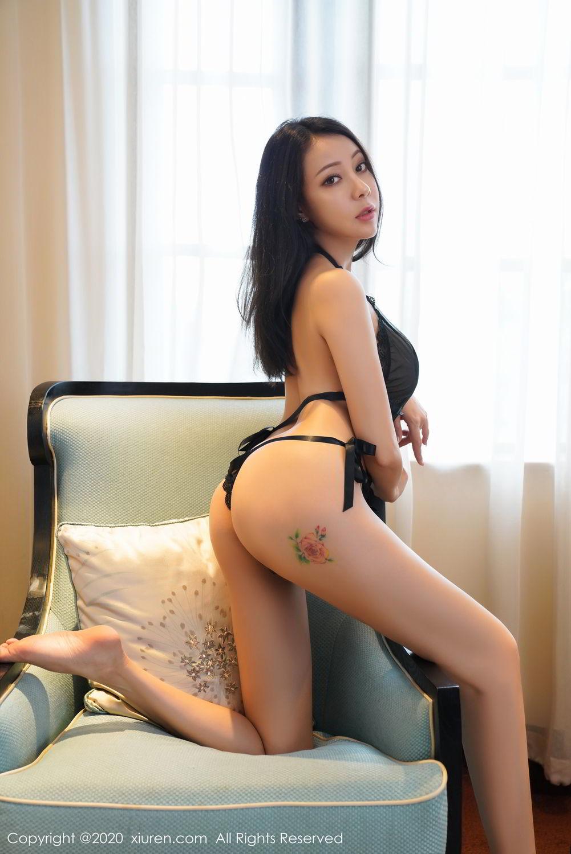 [XiuRen] Vol.2039 Guo Er Victoria 25P, Song Guo Er, Underwear, Xiuren