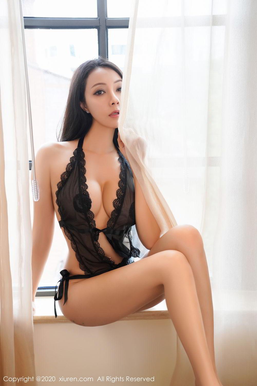 [XiuRen] Vol.2039 Guo Er Victoria 34P, Song Guo Er, Underwear, Xiuren