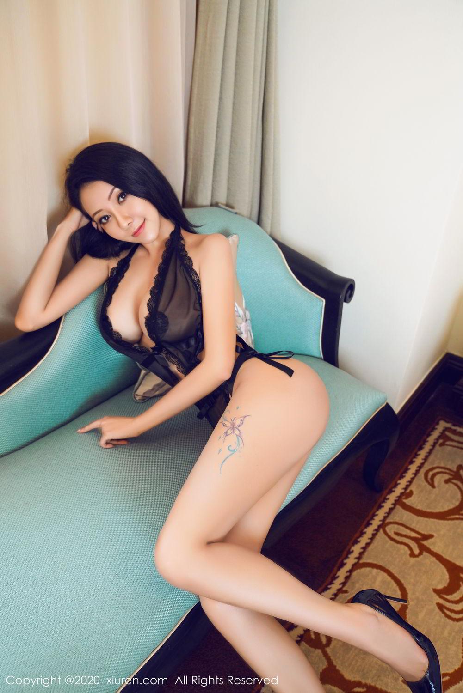 [XiuRen] Vol.2039 Guo Er Victoria 3P, Song Guo Er, Underwear, Xiuren