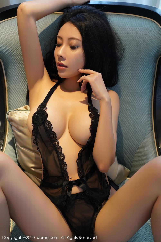[XiuRen] Vol.2039 Guo Er Victoria 5P, Song Guo Er, Underwear, Xiuren