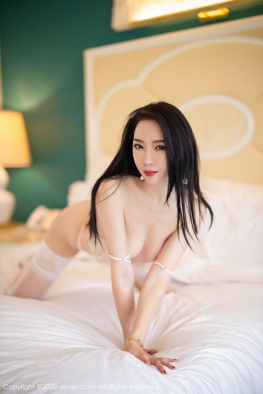 [XiuRen] Vol.2040 Meng Xin Yue 75P, Meng Xin Yue, Tall, Underwear, Xiuren