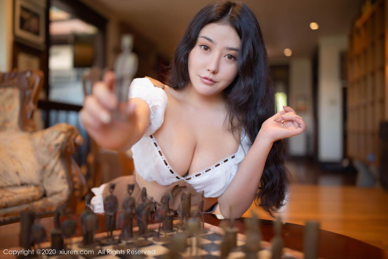 [XiuRen] Vol.2041 Ma Lu Na 17P, Big Booty, Ma Lu Na, Xiuren