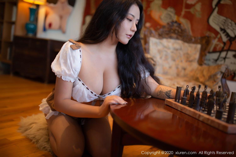 [XiuRen] Vol.2041 Ma Lu Na 22P, Big Booty, Ma Lu Na, Xiuren