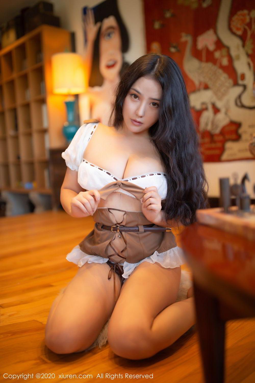 [XiuRen] Vol.2041 Ma Lu Na 23P, Big Booty, Ma Lu Na, Xiuren