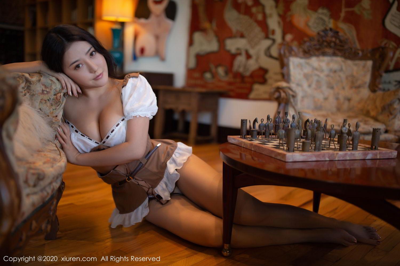 [XiuRen] Vol.2041 Ma Lu Na 25P, Big Booty, Ma Lu Na, Xiuren