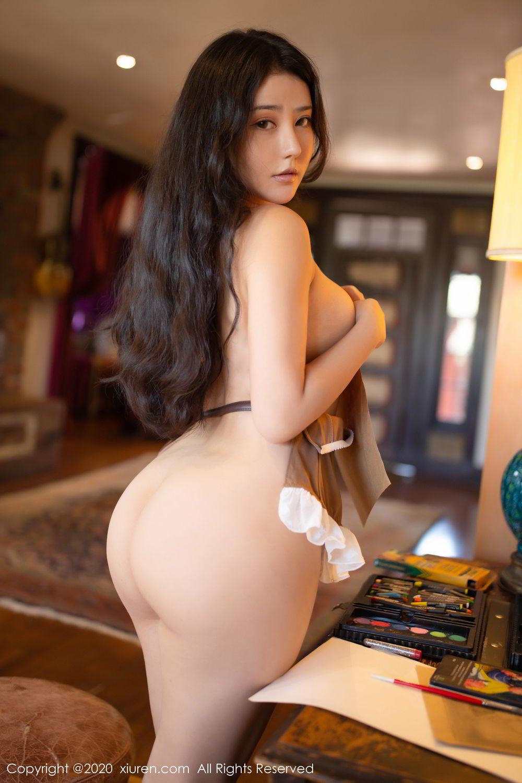 [XiuRen] Vol.2041 Ma Lu Na 7P, Big Booty, Ma Lu Na, Xiuren