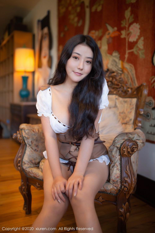 [XiuRen] Vol.2041 Ma Lu Na 9P, Big Booty, Ma Lu Na, Xiuren