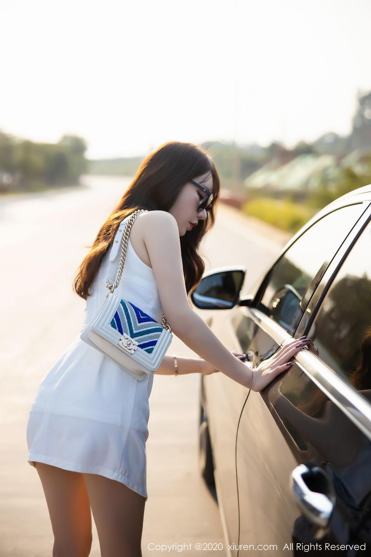 [XiuRen] Vol.2046 Zhou Yu Xi 11P, Tall, Underwear, Xiuren, Zhou Yu Xi