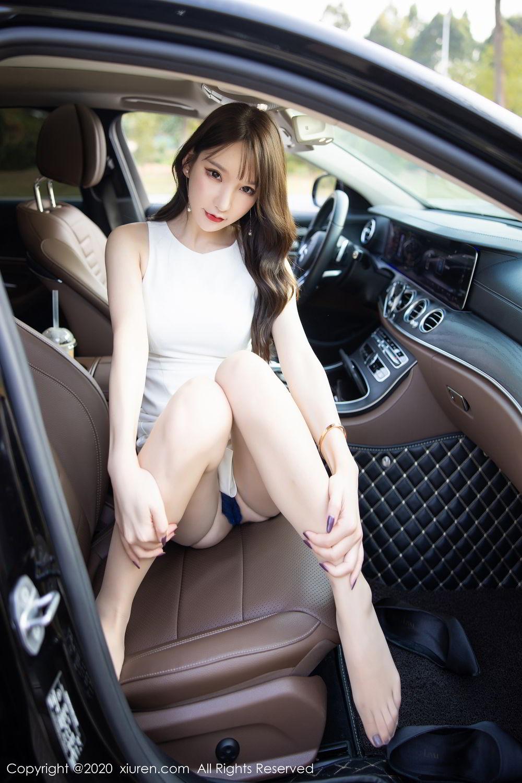 [XiuRen] Vol.2046 Zhou Yu Xi 2P, Tall, Underwear, Xiuren, Zhou Yu Xi