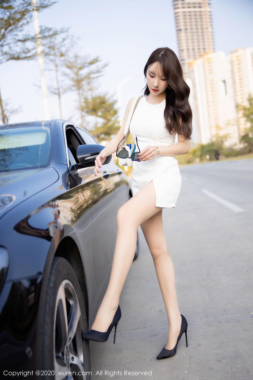 [XiuRen] Vol.2046 Zhou Yu Xi 6P, Tall, Underwear, Xiuren, Zhou Yu Xi