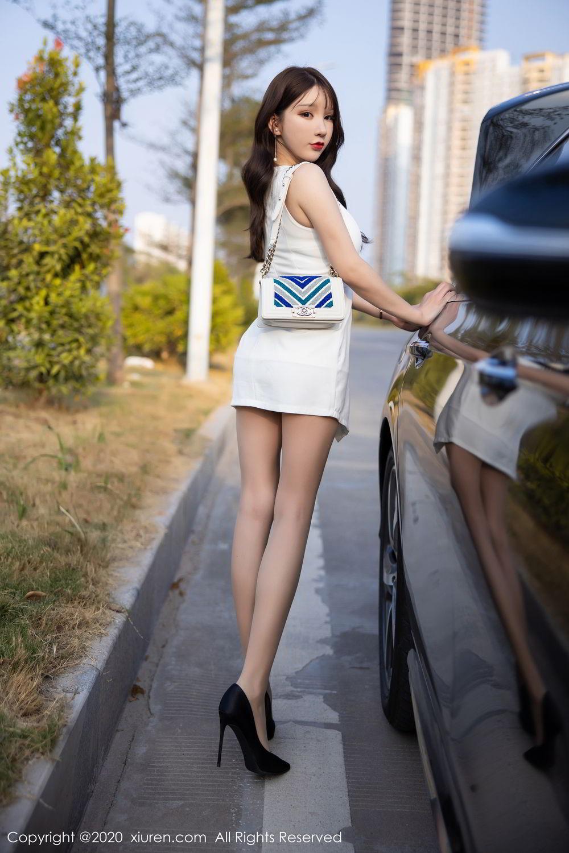 [XiuRen] Vol.2046 Zhou Yu Xi 8P, Tall, Underwear, Xiuren, Zhou Yu Xi