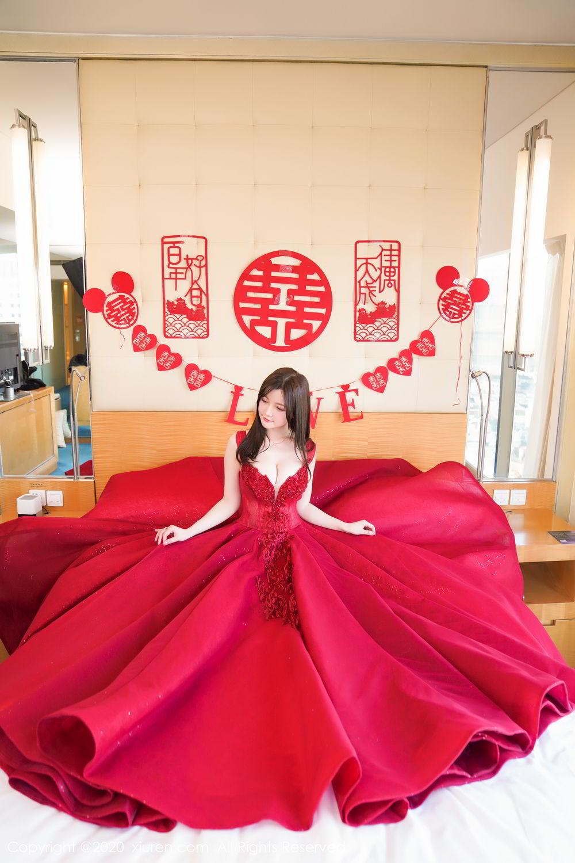 [XiuRen] Vol.2058 Nuo Mei Zi 13P, Mini Da Meng Meng, Underwear, Xiuren