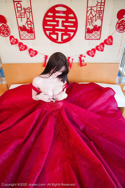 [XiuRen] Vol.2058 Nuo Mei Zi 26P, Mini Da Meng Meng, Underwear, Xiuren