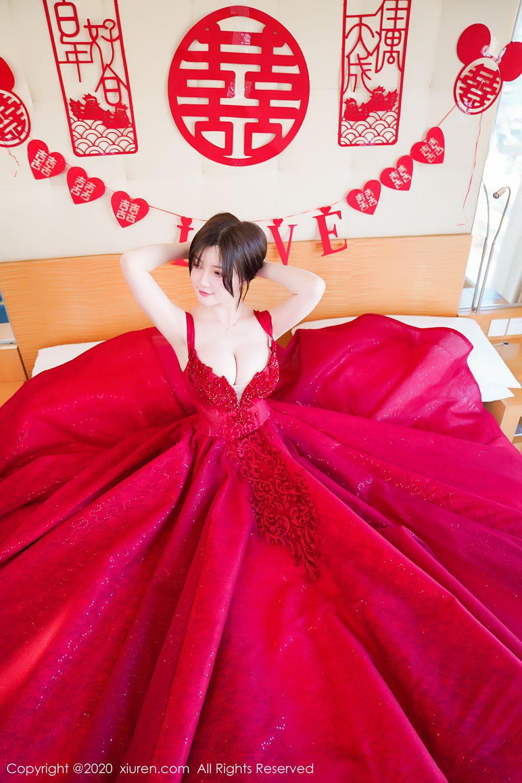 [XiuRen] Vol.2058 Nuo Mei Zi 29P, Mini Da Meng Meng, Underwear, Xiuren