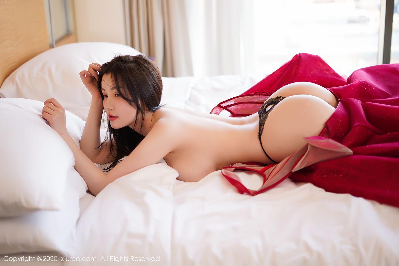 [XiuRen] Vol.2058 Nuo Mei Zi 73P, Mini Da Meng Meng, Underwear, Xiuren