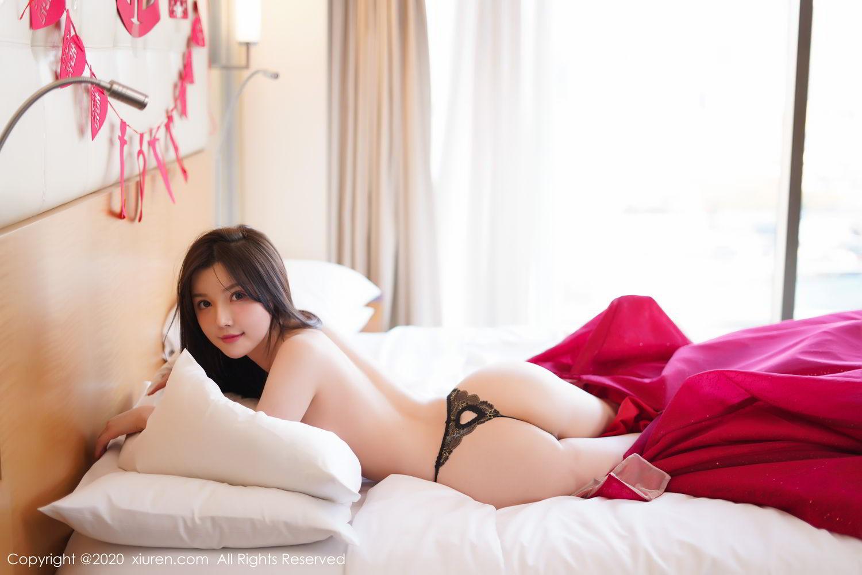 [XiuRen] Vol.2058 Nuo Mei Zi 79P, Mini Da Meng Meng, Underwear, Xiuren