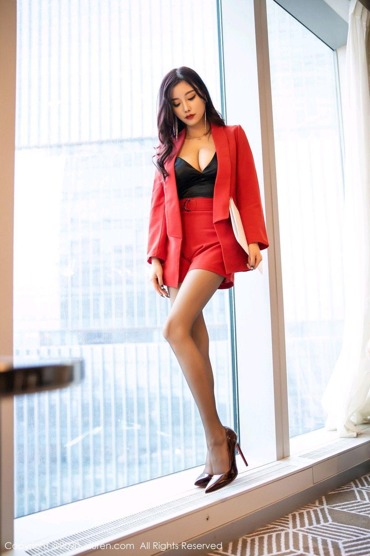 [XiuRen] Vol.2069 Yang Chen Chen 41P, Tall, Temperament, Xiuren, Yang Chen Chen