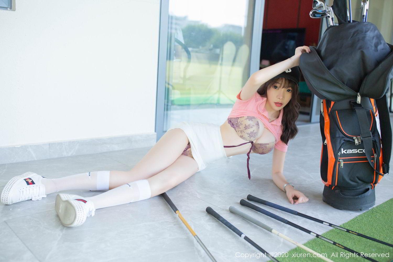 [XiuRen] Vol.2091 Zhi Zhi Booty 48P, Chen Zhi, Xiuren