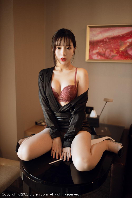 [XiuRen] Vol.2094 Chen Xiao Miao 28P, Chen Xiao Miao, Underwear, Xiuren