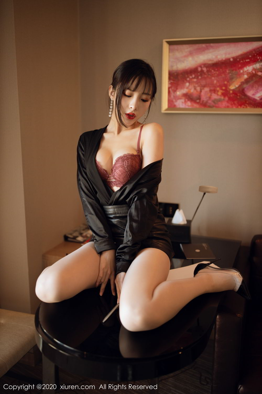 [XiuRen] Vol.2094 Chen Xiao Miao 29P, Chen Xiao Miao, Underwear, Xiuren
