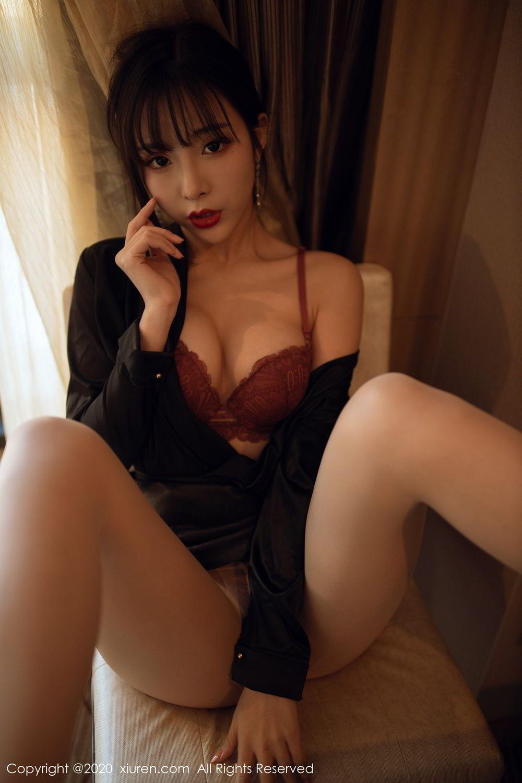 [XiuRen] Vol.2094 Chen Xiao Miao 34P, Chen Xiao Miao, Underwear, Xiuren
