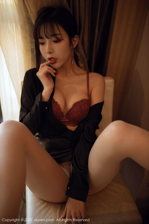 [XiuRen] Vol.2094 Chen Xiao Miao 35P, Chen Xiao Miao, Underwear, Xiuren