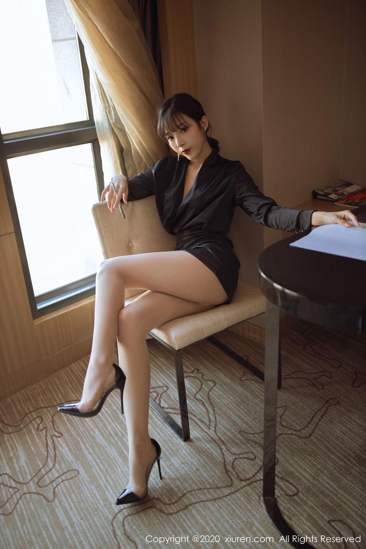 [XiuRen] Vol.2094 Chen Xiao Miao 3P, Chen Xiao Miao, Underwear, Xiuren