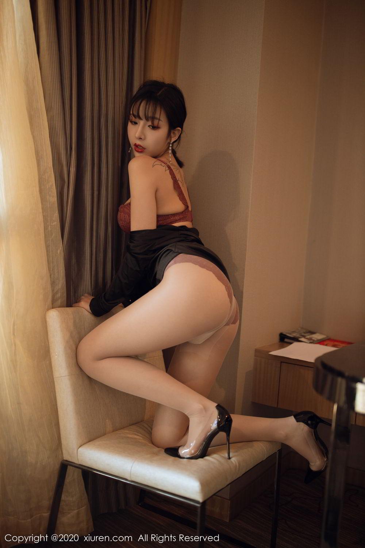 [XiuRen] Vol.2094 Chen Xiao Miao 40P, Chen Xiao Miao, Underwear, Xiuren