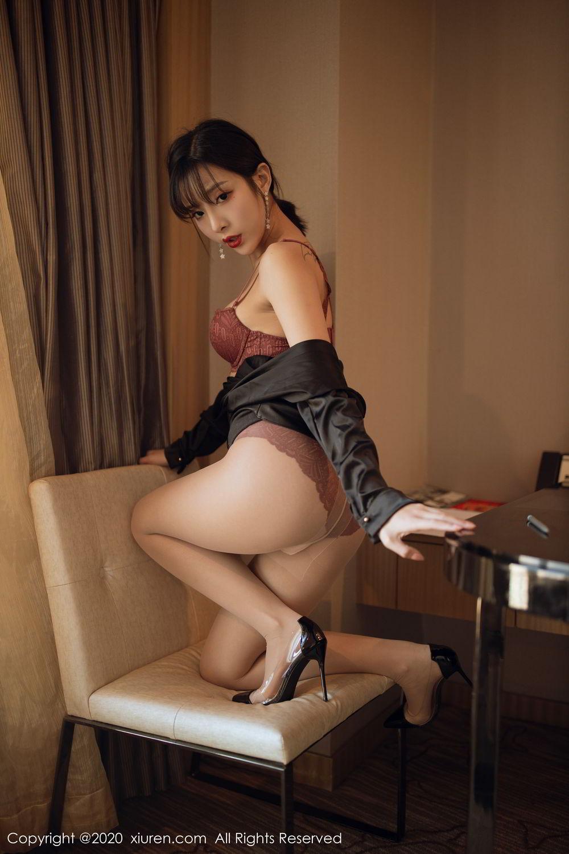 [XiuRen] Vol.2094 Chen Xiao Miao 41P, Chen Xiao Miao, Underwear, Xiuren
