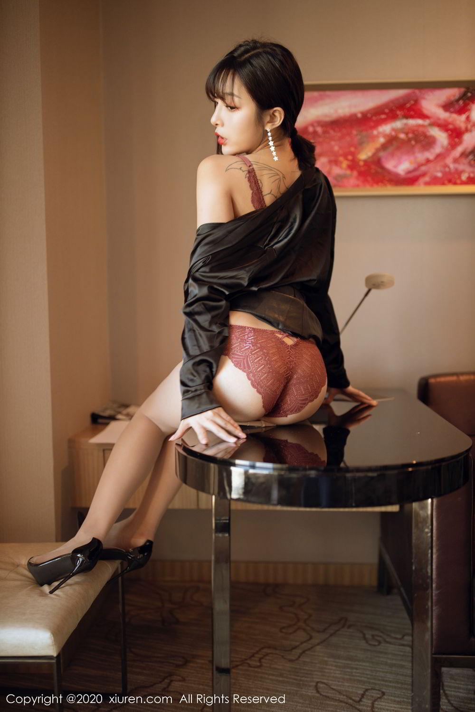 [XiuRen] Vol.2094 Chen Xiao Miao 42P, Chen Xiao Miao, Underwear, Xiuren
