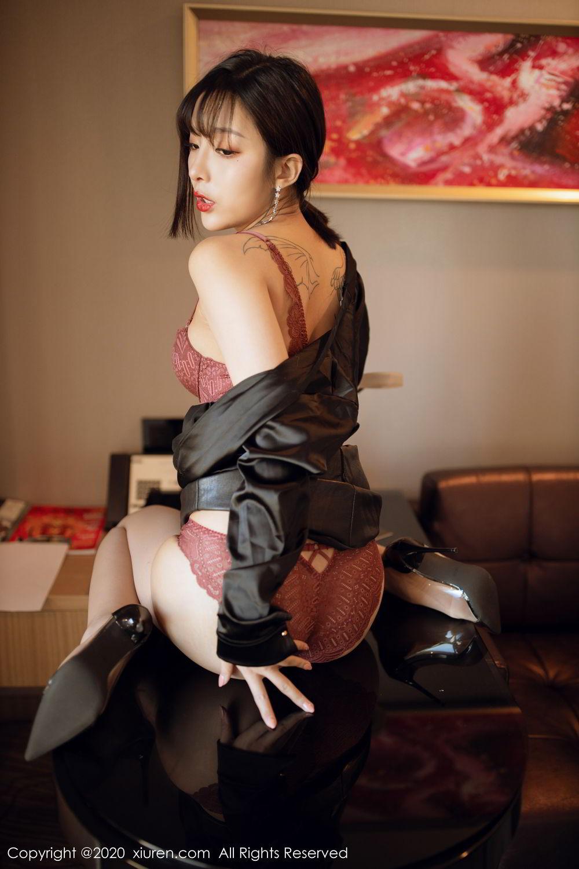 [XiuRen] Vol.2094 Chen Xiao Miao 43P, Chen Xiao Miao, Underwear, Xiuren