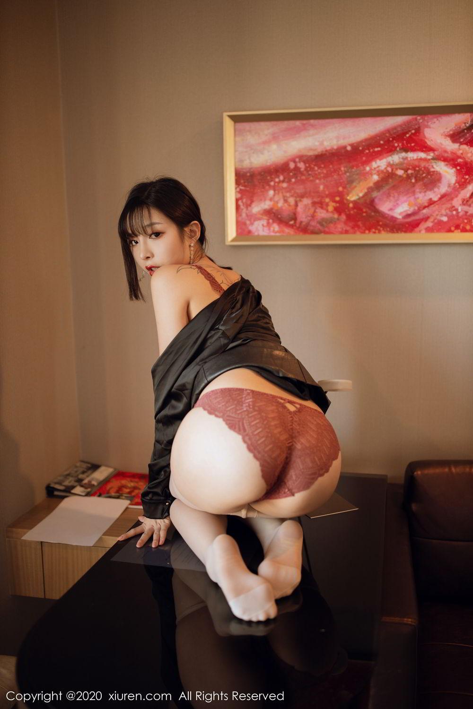 [XiuRen] Vol.2094 Chen Xiao Miao 44P, Chen Xiao Miao, Underwear, Xiuren