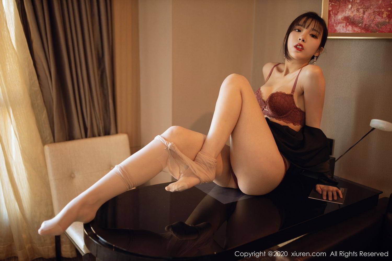 [XiuRen] Vol.2094 Chen Xiao Miao 51P, Chen Xiao Miao, Underwear, Xiuren