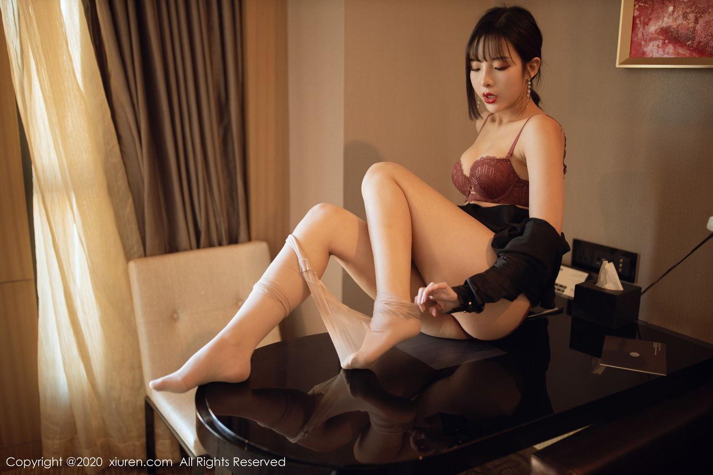 [XiuRen] Vol.2094 Chen Xiao Miao 52P, Chen Xiao Miao, Underwear, Xiuren